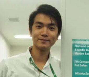 鈴木亜久里の息子.JPG